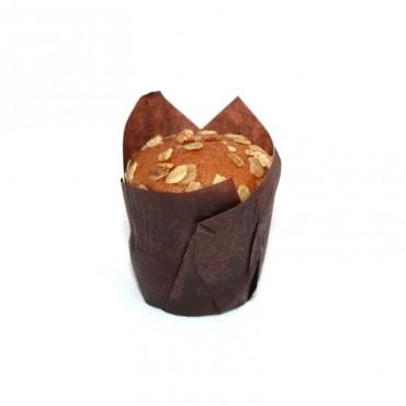 Mini muffin manzana con canela