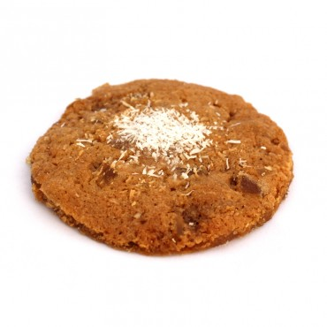 Cookie de piña y coco