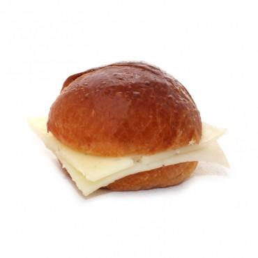 Mini brioche de queso manchego