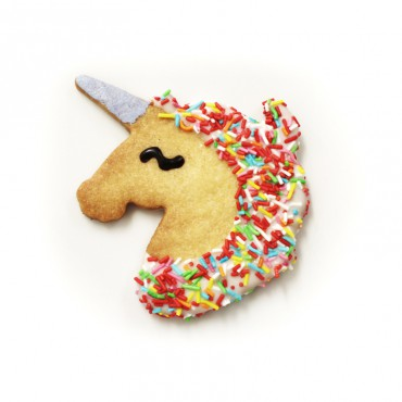 Galleta unicornio