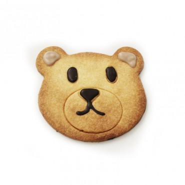 Galleta osito Teddy