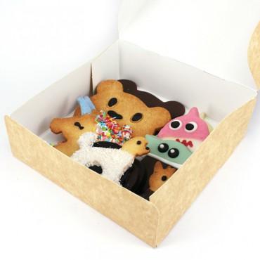 Caja de galletas 10 u. ,panaderos artesanos en Barcelona online